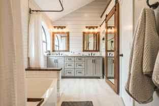120 Modern Farmhouse Bathroom Design Ideas And Remodel (3)