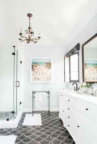 120 Modern Farmhouse Bathroom Design Ideas And Remodel (73)
