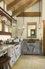 120 Modern Farmhouse Bathroom Design Ideas And Remodel (81)