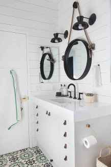 150 Amazing Small Farmhouse Bathroom Decor Ideas And Remoddel (114)