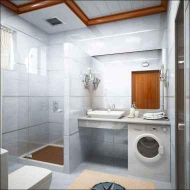 150 Amazing Small Farmhouse Bathroom Decor Ideas And Remoddel (125)