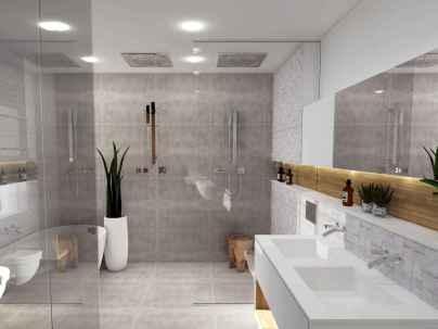 150 Amazing Small Farmhouse Bathroom Decor Ideas And Remoddel (127)