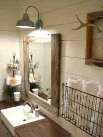 150 Amazing Small Farmhouse Bathroom Decor Ideas And Remoddel (13)