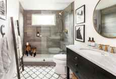 150 Amazing Small Farmhouse Bathroom Decor Ideas And Remoddel (138)