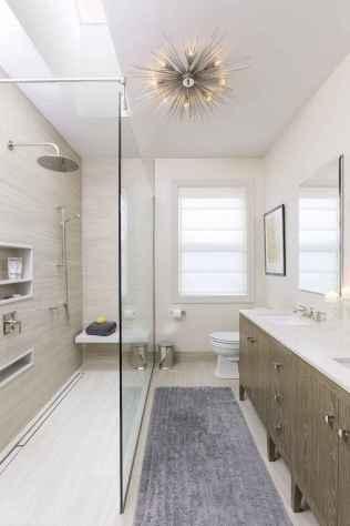 150 Amazing Small Farmhouse Bathroom Decor Ideas And Remoddel (143)