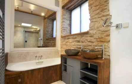 150 Amazing Small Farmhouse Bathroom Decor Ideas And Remoddel (144)