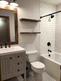 150 Amazing Small Farmhouse Bathroom Decor Ideas And Remoddel (146)