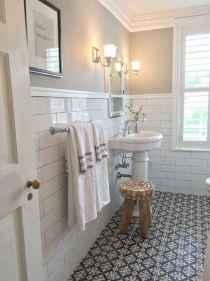 150 Amazing Small Farmhouse Bathroom Decor Ideas And Remoddel (30)
