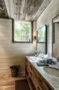 150 Amazing Small Farmhouse Bathroom Decor Ideas And Remoddel (4)