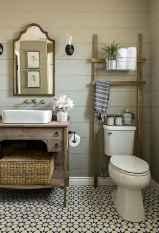150 Amazing Small Farmhouse Bathroom Decor Ideas And Remoddel (40)