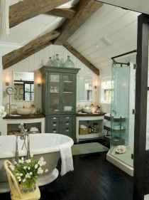 150 Amazing Small Farmhouse Bathroom Decor Ideas And Remoddel (86)