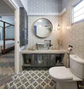 150 Amazing Small Farmhouse Bathroom Decor Ideas And Remoddel (95)