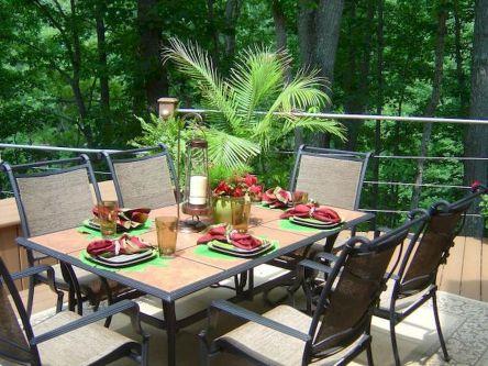 50 Awesome Summer Backyard Decor Ideas Make Your Summer Beautiful (1)