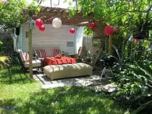 50 Awesome Summer Backyard Decor Ideas Make Your Summer Beautiful (11)