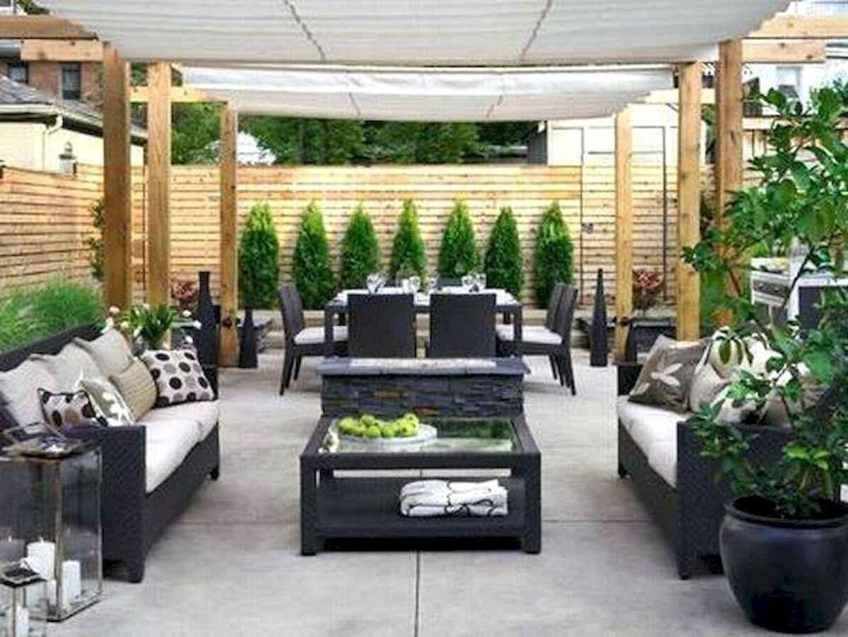 50 Awesome Summer Backyard Decor Ideas Make Your Summer Beautiful (29)