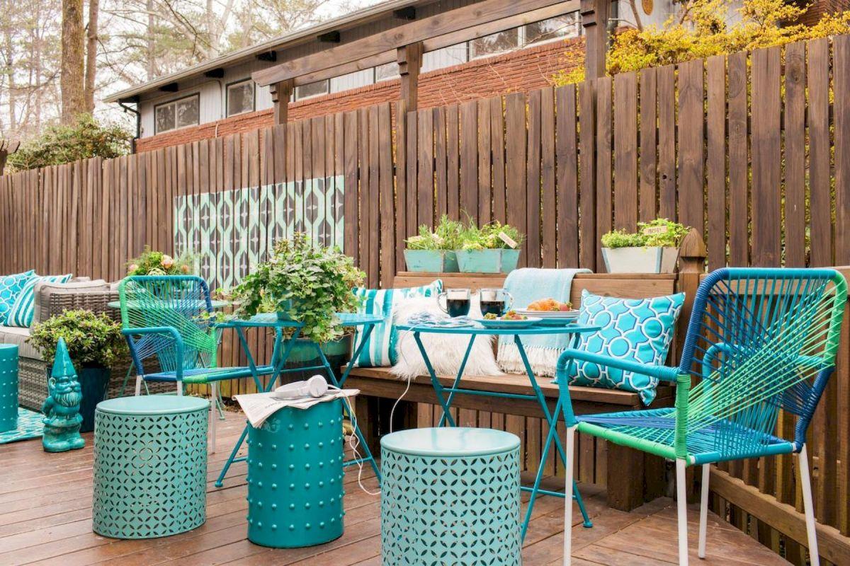50 Awesome Summer Backyard Decor Ideas Make Your Summer Beautiful (4)