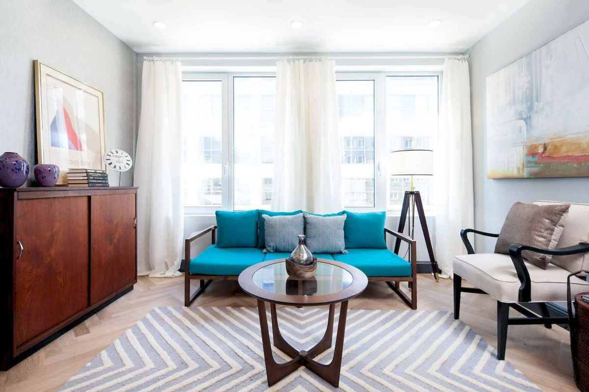 50 Beautiful Summer Apartment Decor Ideas And Makeover (20)