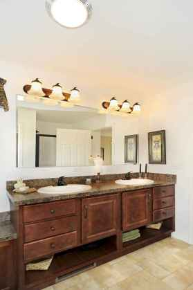 50 Lighting For Farmhouse Bathroom Ideas Decorating And Remodel (11)