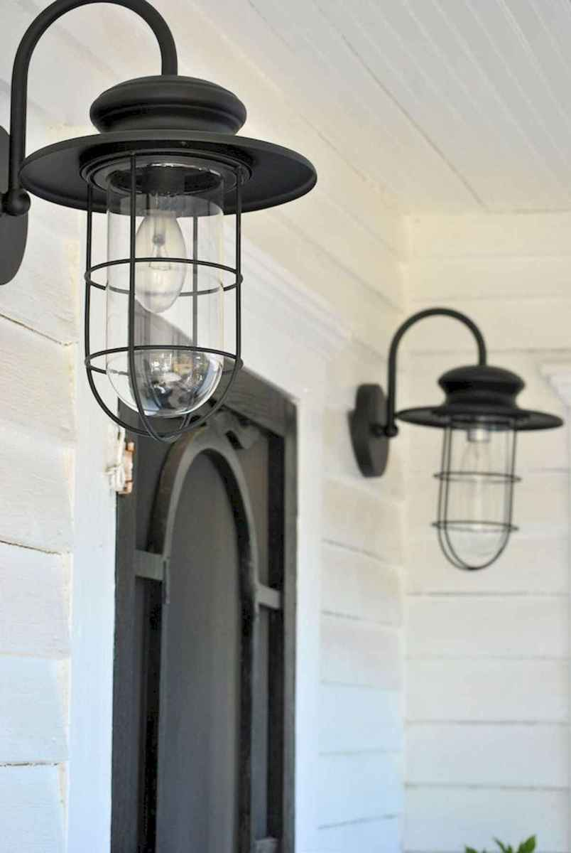 50 Lighting For Farmhouse Bathroom Ideas Decorating And Remodel (17)