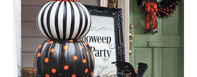 60 DIY Outdoor Halloween Decorations Ideas And Makeover (50)