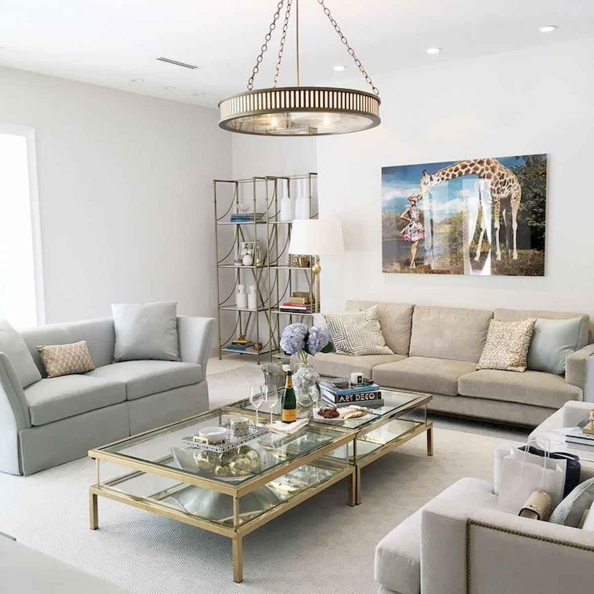 60 Farmhouse Living Room Lighting Ideas Decor And Design (10)