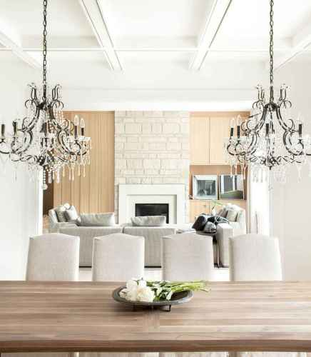 60 Farmhouse Living Room Lighting Ideas Decor And Design (50)