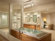 80 Awesome Farmhouse Master Bathroom Decor Ideas And Remodel (2)