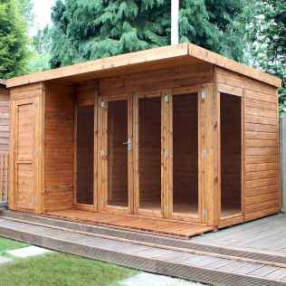 90 Beautiful Summer House Design Ideas And Makeover (30)