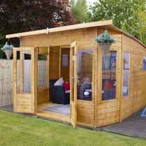 90 Beautiful Summer House Design Ideas And Makeover (37)
