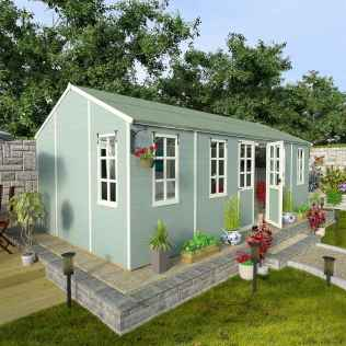90 Beautiful Summer House Design Ideas And Makeover (42)