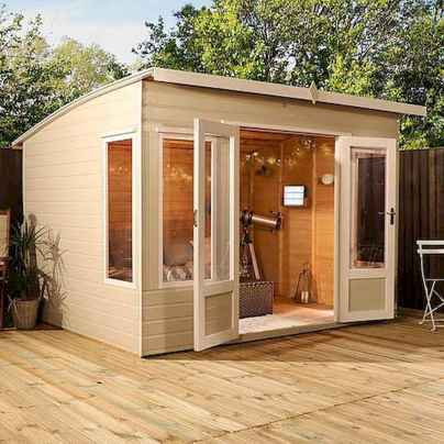 90 Beautiful Summer House Design Ideas And Makeover (43)
