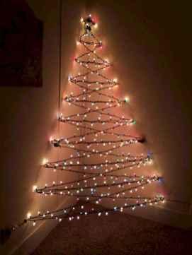 35 Awesome Apartment Christmas Decor Ideas (28)
