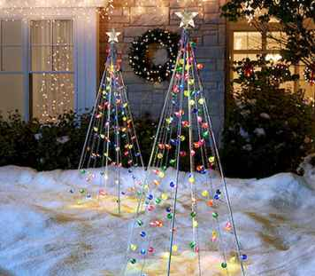 40 Amazing Outdoor Christmas Decor Ideas (27)