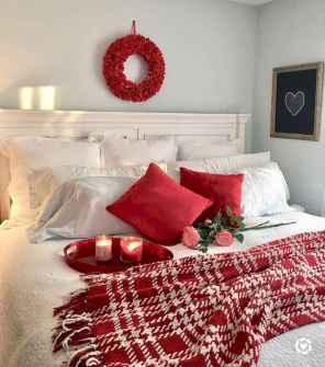 40 Awesome Bedroom Christmas Decor Ideas (29)
