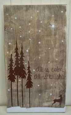 40 Stunning Rustic Christmas Decor Ideas (13)