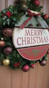 40 Stunning Rustic Christmas Decor Ideas (18)