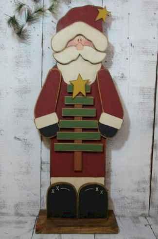 40 Stunning Rustic Christmas Decor Ideas (25)