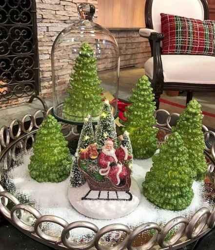 45 Beautiful Christmas Fairy Garden Decor Ideas (17)