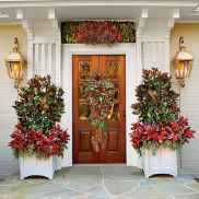 50 Stunning Front Porch Christmas Lights Decor Ideas (27)