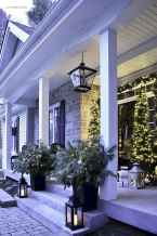 50 Stunning Front Porch Christmas Lights Decor Ideas (3)