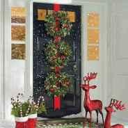 50 Stunning Front Porch Christmas Lights Decor Ideas (37)