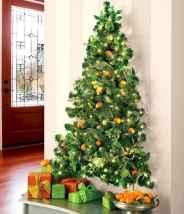 60 Simple Living Room Christmas Decor Ideas (10)