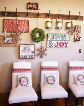 60 Simple Living Room Christmas Decor Ideas (12)