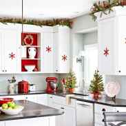 20 Best Christmas Kitchen Decor Ideas And Makeover (11)