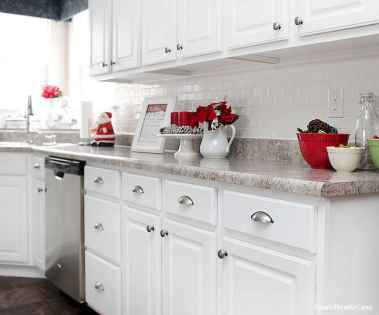 20 Best Christmas Kitchen Decor Ideas And Makeover (7)