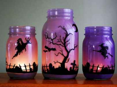 20 Creative Halloween Decorations to Get Your Home Ready for the Holiday (19)