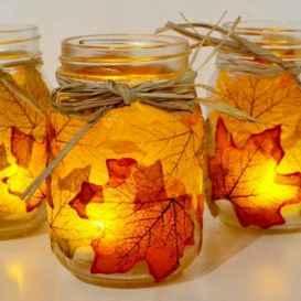30 Best Creative DIY Mason Jar Halloween Crafts to Spice Up Your Fall Decor (20)
