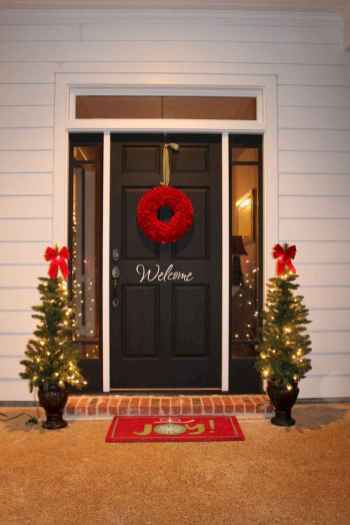 40 Cheap and Easy Christmas Decorations for Your Apartment Ideas (16)