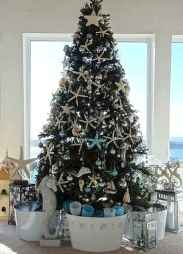 40 Coastal Christmas Decor Ideas And Makeover (7)