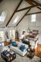 50 Best Rug Living Room Farmhouse Decor Ideas (39)